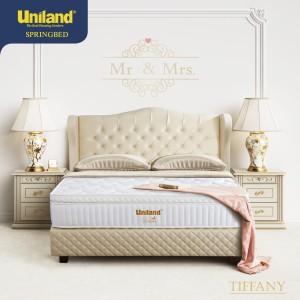 Harga uniland springbed rivera pillowtop tiffany full set kasur spring bed   90 x | HARGALOKA.COM