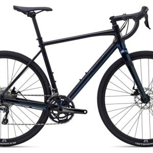 Harga sepeda balap gravel marin gestalt black blue   | HARGALOKA.COM