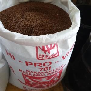 Harga hi pro vite 781 repack 1kg pakan ikan lele makanan ikan   HARGALOKA.COM