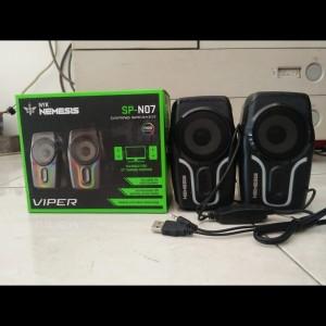 Harga speaker gaming nyk rgb sp n07 speaker gaming rgb sp | HARGALOKA.COM