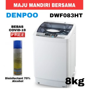 Harga mesin cuci denpoo dwf 083 ht 8 | HARGALOKA.COM