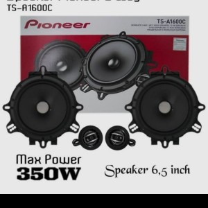 Harga speaker split pionner 6 5inch original high | HARGALOKA.COM