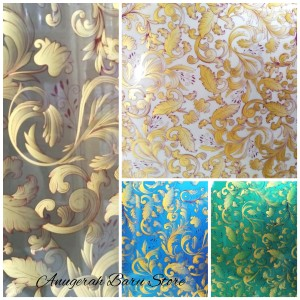 Harga fiber pagar plastik penutup pagar motif batik gloss harga per 1 meter     HARGALOKA.COM