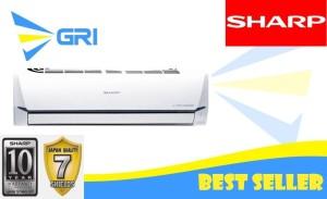 Harga ac sharp ah xp 10 uhy 1pk inverter | HARGALOKA.COM