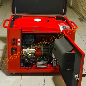 Harga silent genset honda oshima 8 kva 6000 watt   6500 watt og 8500 | HARGALOKA.COM