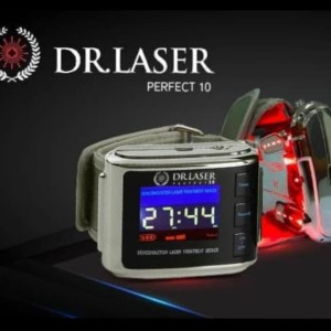 Harga dr laser perfect 10 original jam laser kesehatan untuk   HARGALOKA.COM