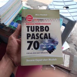 Harga buku bahasa pemograman turbo pascal 7 0 | HARGALOKA.COM
