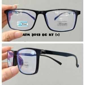 Harga kacamata baca plus doble fokus antiradiasi blucut kotak siap | HARGALOKA.COM