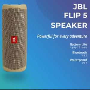 Harga jbl flip 5 bluetooth speaker ori   new     HARGALOKA.COM