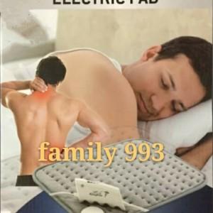 Harga electric pad bantal pemanas bantal terapi kesehatan elektrik | HARGALOKA.COM