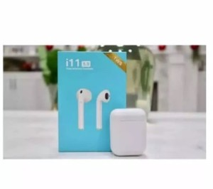 Harga wireless earphone headset bluetooth i11 tws versi 5 0 i | HARGALOKA.COM