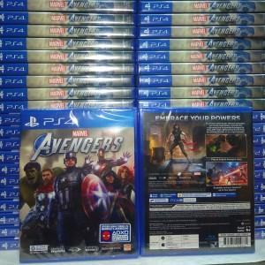 Harga ready game ps4 marvel avengers region 3 | HARGALOKA.COM