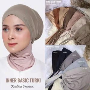 Harga ciput inner basic turki kaos premium termurah original part 1   | HARGALOKA.COM