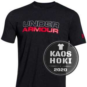 Harga baju kaos t shirt pria wanita under armo rr   navy | HARGALOKA.COM