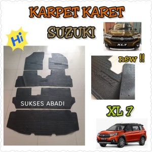 Harga karpet karet mobil suzuki xl   HARGALOKA.COM