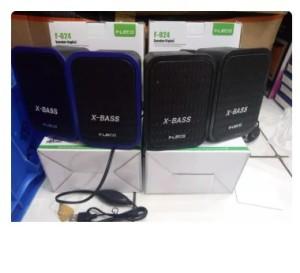 Harga fleco f 024 speaker aktif speaker komputer laptop pc | HARGALOKA.COM