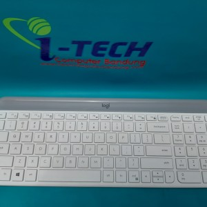 Harga keyboard logitech wireless mk470 ultra slime second | HARGALOKA.COM
