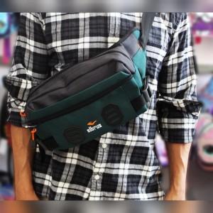 Harga waistbag pria murah tas pinggang cowok tas bahu gesper tas slempang   | HARGALOKA.COM