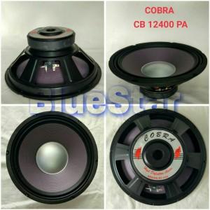Harga speaker component cobra cb 12400 pa woofer 12 inch full | HARGALOKA.COM