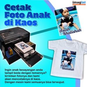 Harga baju kaos anak bayi dan balita cetak foto di | HARGALOKA.COM