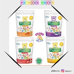 Harga promina puffs 15g snack bayi amp anak 8m lumer dimulut   | HARGALOKA.COM