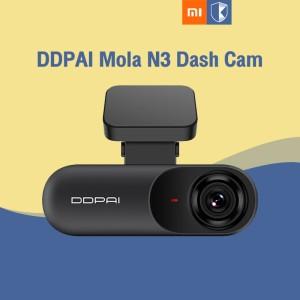 Harga xiaomi ddpai dash cam mola n3 car camera smart connect kamera | HARGALOKA.COM