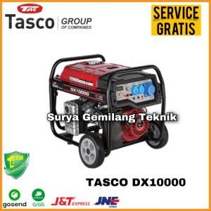 Harga genset generator tasco dx 10000 mesin genset silent electrik | HARGALOKA.COM
