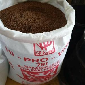 Harga hi pro vite 781 15kg repack pakan ikan lele makanan ikan   HARGALOKA.COM