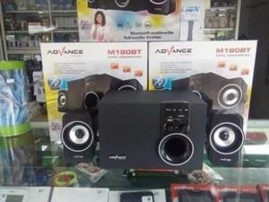 Harga speaker advance m180bt bluetooth subwoofer bass | HARGALOKA.COM
