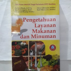 Harga buku pengetahuan layanan makanan dan | HARGALOKA.COM