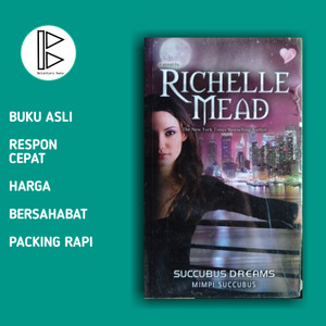 Harga novel mimpi succubus   richelle   HARGALOKA.COM