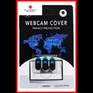 Harga 3 pcs webcam kamera cover penutup camera box untuk laptop hp     HARGALOKA.COM