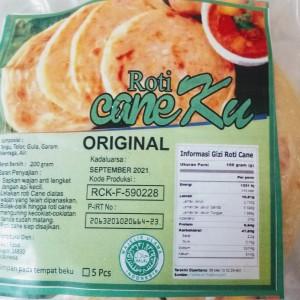 Harga roti cane roti maryam roti canai roti cane ku 1 pak isi | HARGALOKA.COM