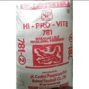 Harga hi pro vite 781 2 repack 1kg pakan lele pelet ikan   HARGALOKA.COM