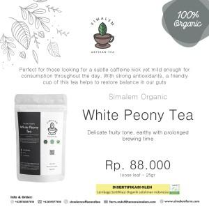 Harga teh peony putih organik white tea herbal teh | HARGALOKA.COM