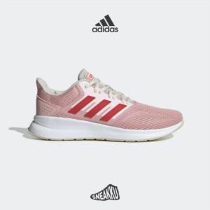 Harga sepatu original adidas run falcon pink bnib   HARGALOKA.COM