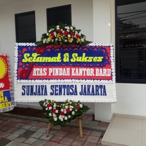 Harga bunga papan congratulations karangan jakarta | HARGALOKA.COM