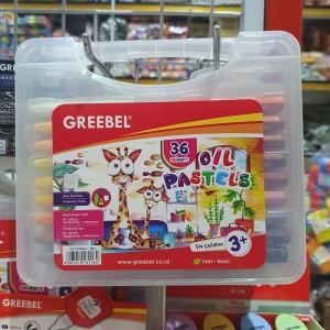 Harga Crayon Greebel 36 Warna Katalog.or.id