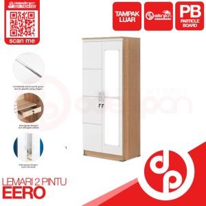 Harga lemari pakaian baju 2 pintu olympic eero   free ongkir odenpan | HARGALOKA.COM