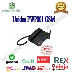 Harga uniden fwp001 telepon rumah | HARGALOKA.COM