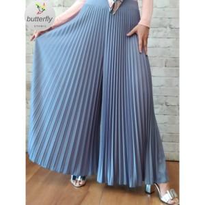 Harga celana kulot plisket | HARGALOKA.COM