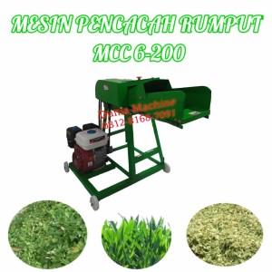 Harga mesin pencacah rumput jerami mcc | HARGALOKA.COM