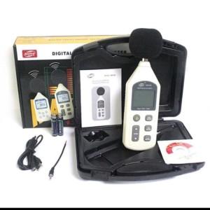 Harga sound level meter data logger benetech gm 1356 tester suara gm | HARGALOKA.COM