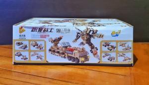 Harga lego brick panlos 8in2 brick panlos super warrior brick | HARGALOKA.COM