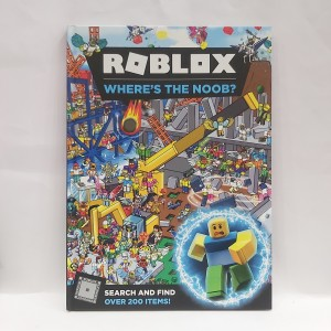 Harga buku import roblox where 39 s the noob search and find | HARGALOKA.COM