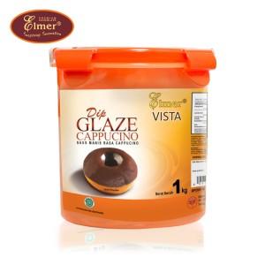 Harga elmer dip glaze cappucino vista 1kg   new   HARGALOKA.COM