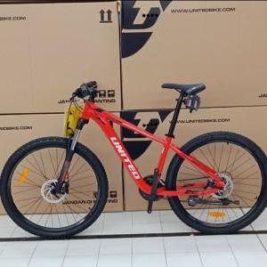 Harga united monanza 4 0 sepeda gunung mtb 27 5 new     HARGALOKA.COM