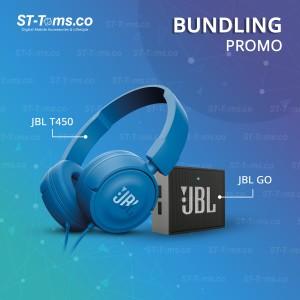 Harga jbl t450 wired x jbl go speaker   t450 blue n | HARGALOKA.COM