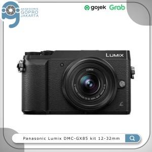 Harga panasonic lumix dmc gx85 kit 12 32mm   hitam | HARGALOKA.COM