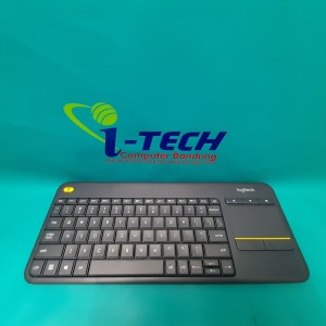 Harga logitech wireless touch keyboard k400 plus | HARGALOKA.COM